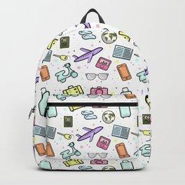 travel set Backpack