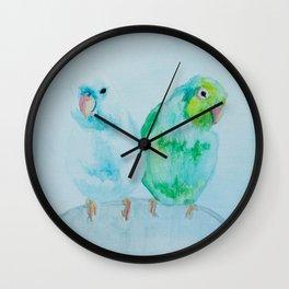 Koolaid and Smokey Wall Clock