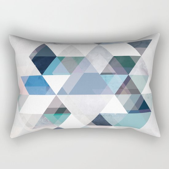 Graphic 111 Rectangular Pillow
