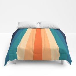 Retro Classic 70's Stripes Comforters