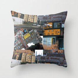 Chopped Up, Screwed Up.... Throw Pillow