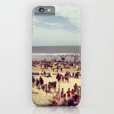 Last Days of Summer Slim Case iPhone 6s