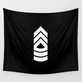 Master Sergeant Wall Tapestry