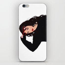 Charli XCX iPhone Skin