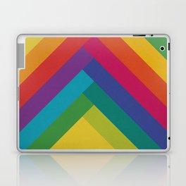 Bright Summer Lines Laptop & iPad Skin
