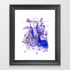 Nausicaa Framed Art Print