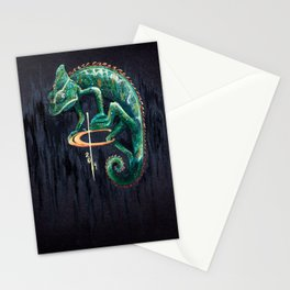 Scaly Creeper Stationery Cards