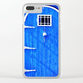 Doors exposition Clear iPhone Case