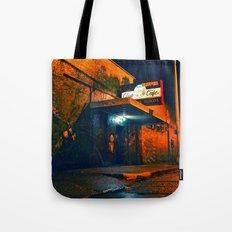 Olympia's Clipper Tote Bag