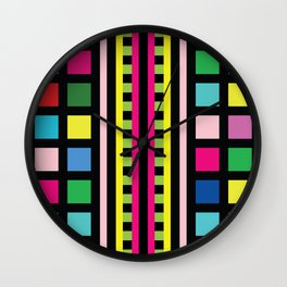 PINNACLE Wall Clock