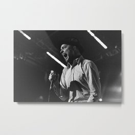 The Tragically Hip Metal Print