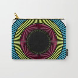 Colorful illusions Carry-All Pouch