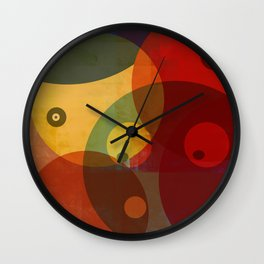 They watching you Now Wall Clock