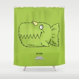 Furryrana Shower Curtain