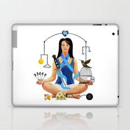The Chronic Illness Warrior (CFS/ME) Laptop & iPad Skin