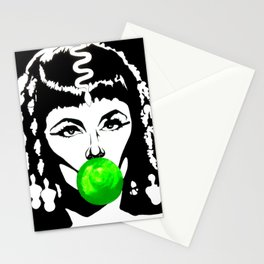 Cleopatra Bubble Gum Stationery Cards