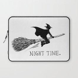 NIGHT TIME. Laptop Sleeve