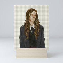 Jo March Mini Art Print