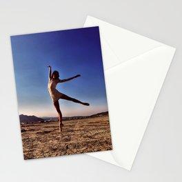Desert Ballet Stationery Cards
