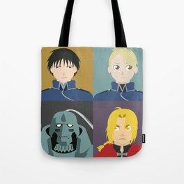 FMA Character Print Tote Bag