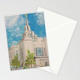 Kyiv Ukraine LDS Temple Stationery Cards