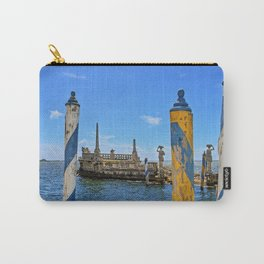 Vizcaya Barge Adventures Carry-All Pouch
