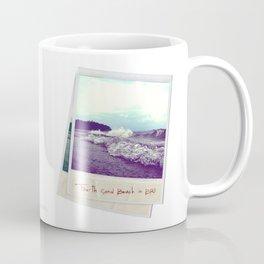 Fourth Sand Polaroid  Coffee Mug