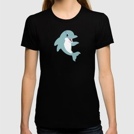Dolphin Fish Lovers T-shirt
