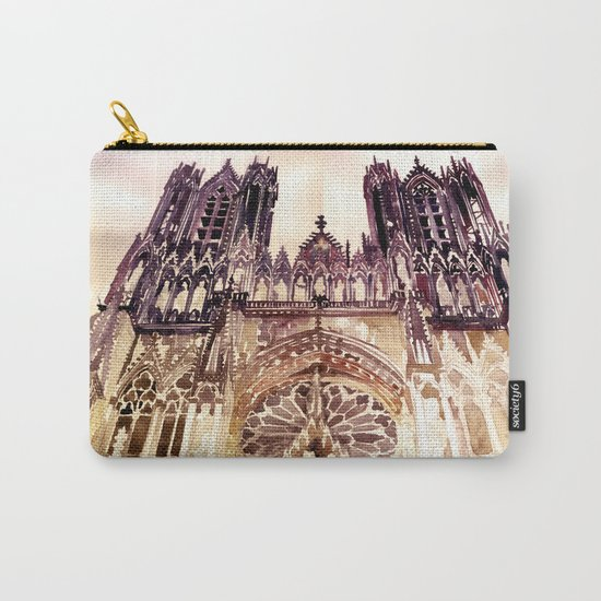 Reims Carry-All Pouch