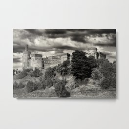 Inverness Castle Scotland Metal Print
