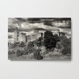 Inverness Castle Scotland Metal Print