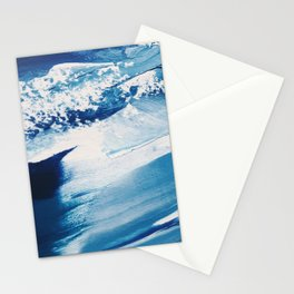 It Comes In Waves II Stationery Cards