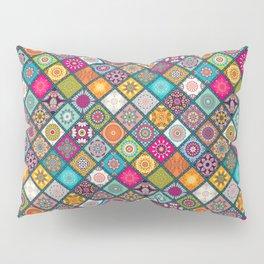 Mini Mandalas Pillow Sham