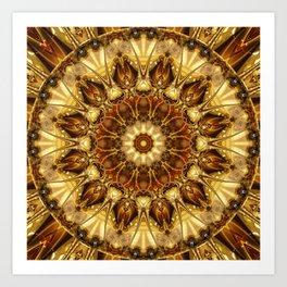 Mandala Charisma Art Print