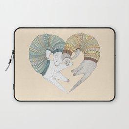 Ferret Sleep Love Laptop Sleeve