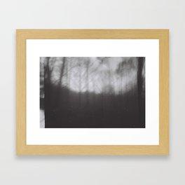 Linteum III Framed Art Print
