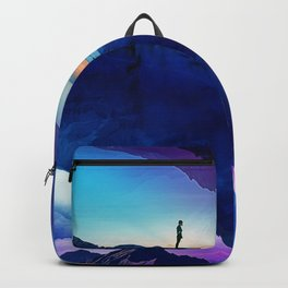 Since the moment I left Purple Backpack