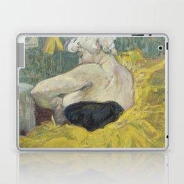 "Henri de Toulouse-Lautrec ""The Clown Cha-U-Kao"" Laptop & iPad Skin"