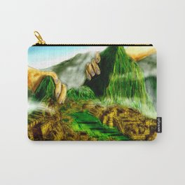 The Feel of the Lost World Carry-All Pouch