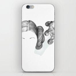 Star Women Warriors iPhone Skin