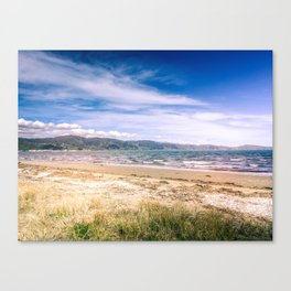 Petone Foreshore Canvas Print