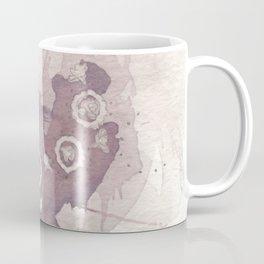 Polka Fleur Coffee Mug