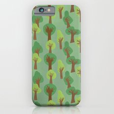 Trees Trees Trees iPhone 6s Slim Case