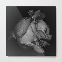 Rain in my Heart Metal Print