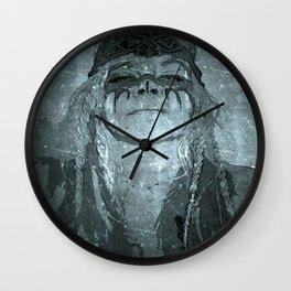 Boriqua Wall Clock