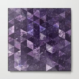 Abstract Geometric Background #27 Metal Print