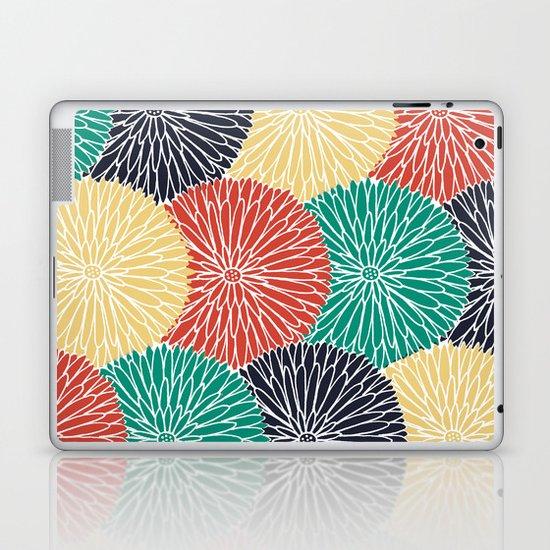 Flower Infusion 2 Laptop & iPad Skin