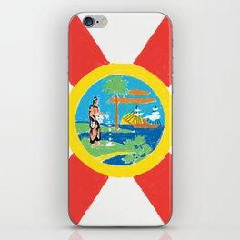 Florida State Flag iPhone Skin