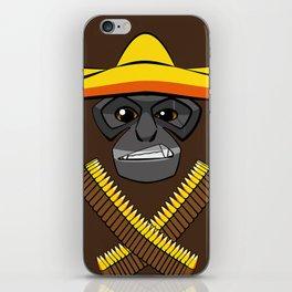 Gibbon Desperado iPhone Skin