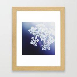 lavendel I Framed Art Print